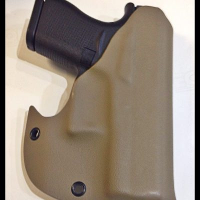 Glock 43 Pocket Holster