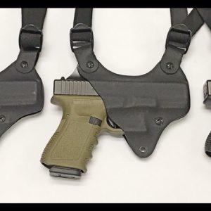 Shoulder Holster G26-G19-G17