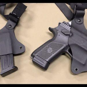 Concealed Carry Gun Holsters - Shoulder Holster